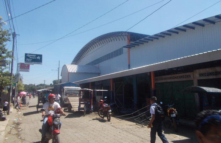 Nuevo mercado Chichigalpa