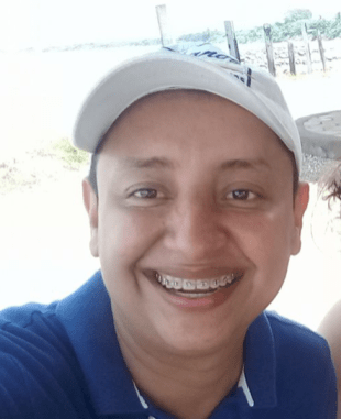 Eduardo Centeno, Moderador Pagina en Facebook