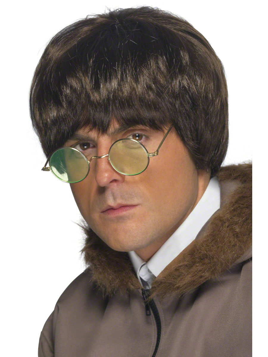 Oasis Liam Gallagher Wig Perruques Annes 90 Dguisement