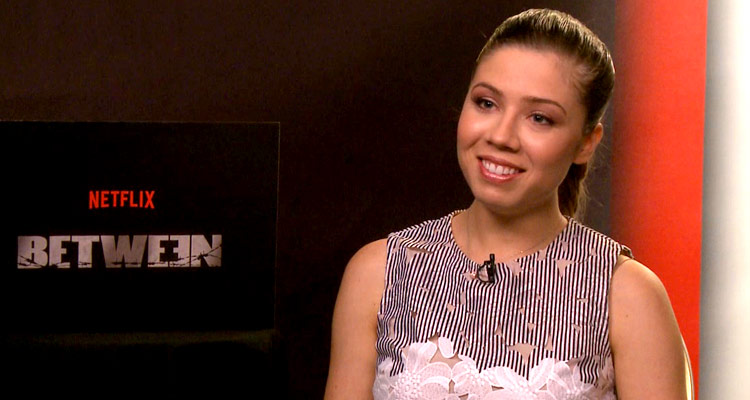 Jennette McCurdy: Promotes City TV Netflix Series Between -24