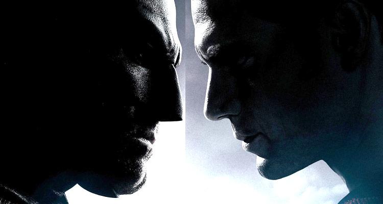 BATMAN V SUPERMAN DAWN OF JUSTICE Comic Con Poster