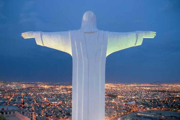 Cristo de las Noas México