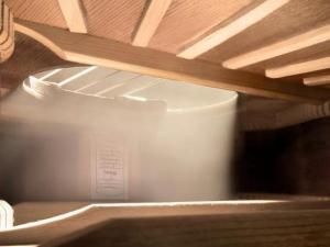 Interior de los instrumentos musicales