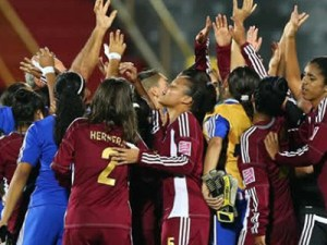 Selección Venezolana de fútbol femenino sub 17