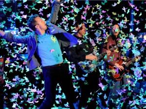 Coldplay en concierto