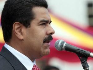 Presidente Maduro en alocución