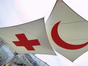 Emblemas de la Cruz Roja
