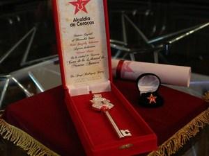 llaves de la capital a René González