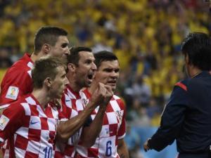 Mundial: Croacia Brasil reclamo al árbitro