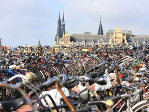 Holanda el país de las bicis