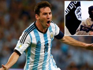 Mundial: Yihdistas y Messi