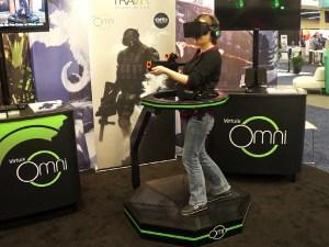 Realidad Virtual: OMNI