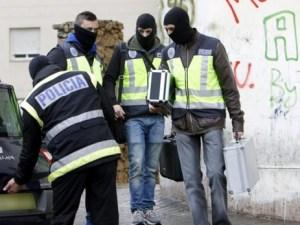 Policía madrileña detiene yihadistas