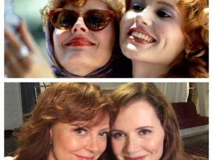 Thelma y Louise - Selfie