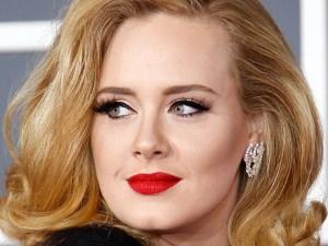 Adele: Close up
