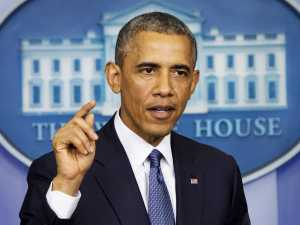 Barack Obama intervención en Casa Blanca