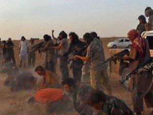 Ejecución de soldados Sirios