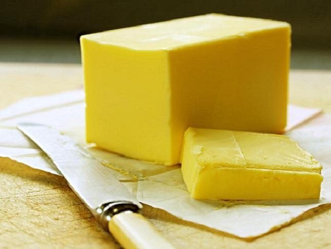 Margarina en barra