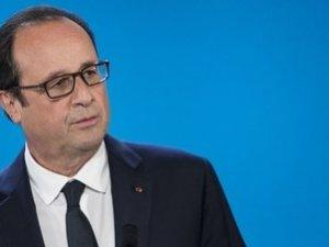 Presidente francés Francoise Hollande, discurso