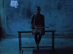 Niño brujo de Togo