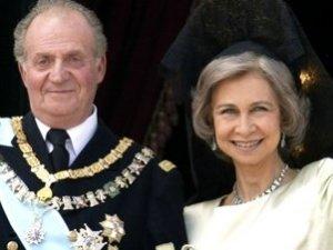 Rey Juan Carlos y Reina Sofía de España
