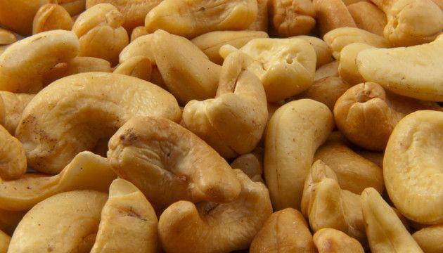 castañas de cajú