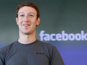 Mark Zuckerberg - Fundador de Facebook