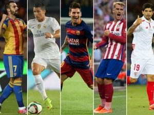 Valencia se se suma a lista de los cinco equipos españoles fase de grupos de la Champions League 2015/16