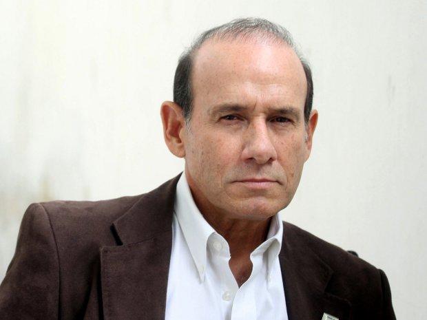 El autor Heberto Gamero Contín