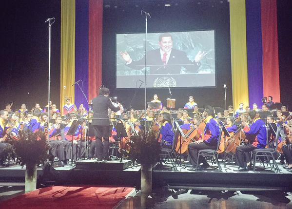 orquesta sinfonica ONU