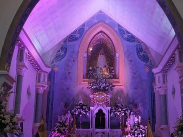 La Virgen del Valle es la imagen inmaculada de la madre de Dios más antigua del continente americano, cuya figura llegó a Cubagua, cuando los Guaiqueríes imploraban por un milagro que pusiera fin al dominio de los españoles en su continente