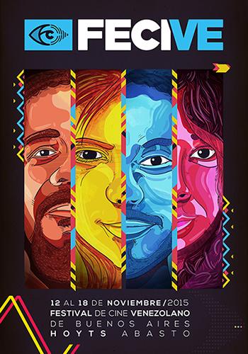 Afiche oficial FECIVE