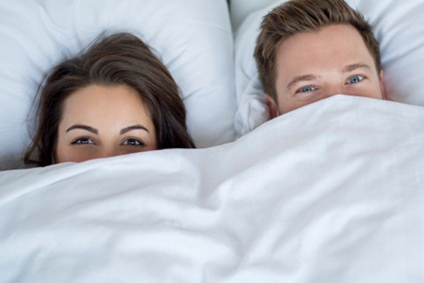 intimidad con tu pareja