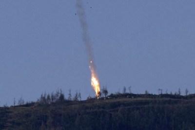 Moscú aceptó que uno de sus aviones había sido derribado pero negó que algún momento hubiese entrado en el espacio aéreo de Turquía.