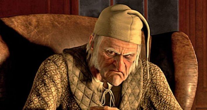 Por qué Charles Dickens creó a Scrooge, un personaje navideño tan ...