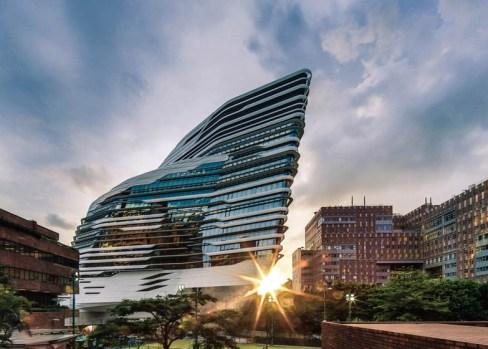 El Jockey Club Innovation Tower