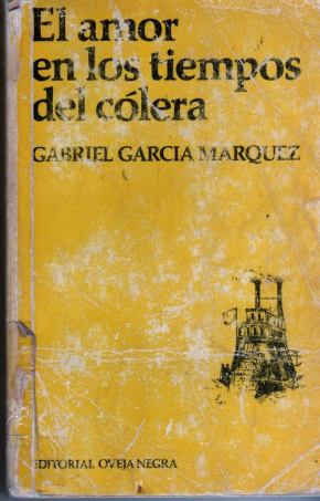 Gabo El amor en tempos de Cólera