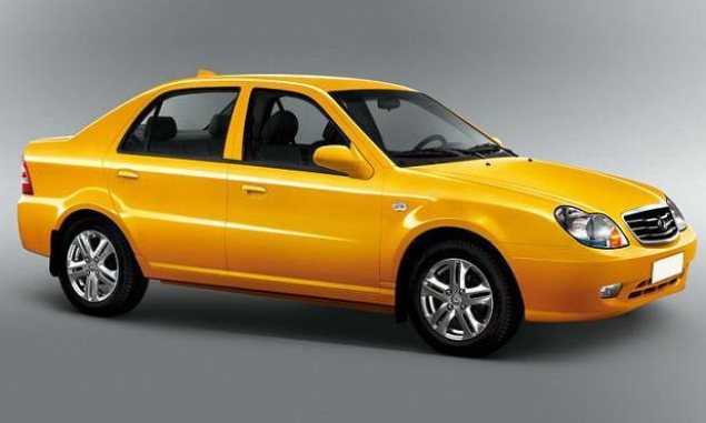 Geely CK 1 1.3 sin airbags