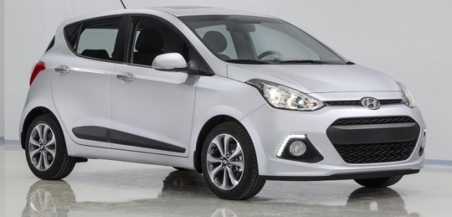 Hyundai Grand I10 - sin airbags