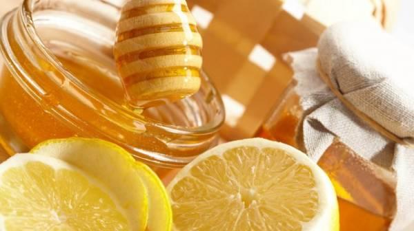Miel de abeja, azúcar y limón