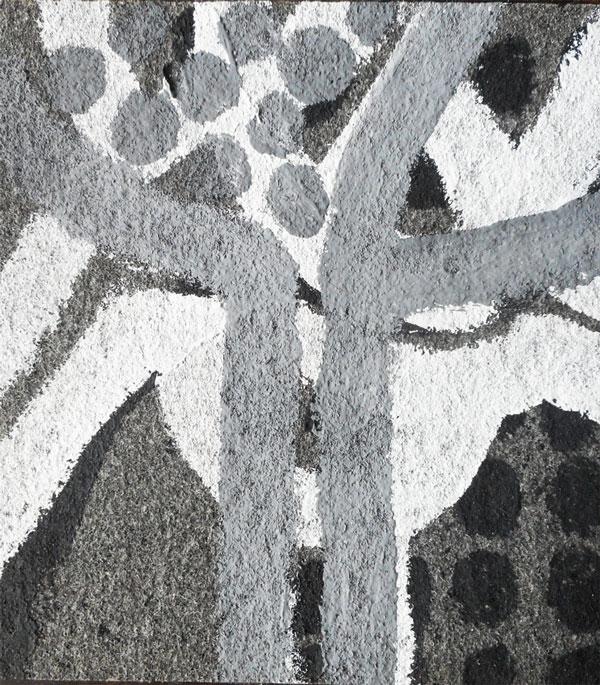 Oscar Sotillo - Serie Árbol anotado