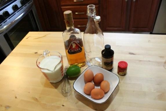 ingredientes-ponche-de-crema-casero