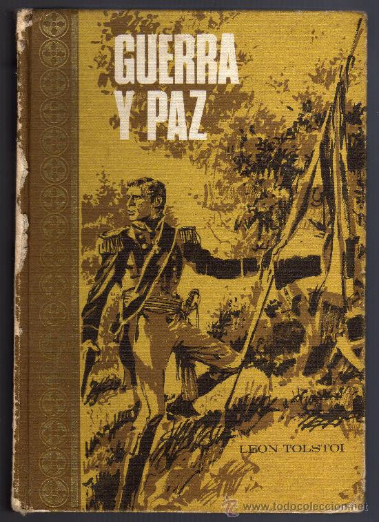 Guerra-y-paz-de-León-Tolstoi
