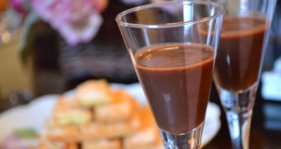 licor de chocolate 2