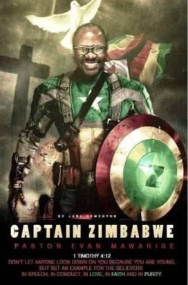 capitan zimbabwe