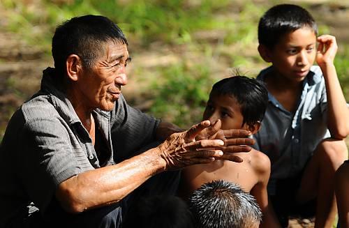 La tradición oral mapoyo y sus referentes simbólicos en el territorio ancestral