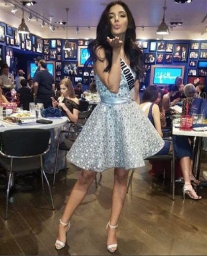 Miss Universo Colombia, Laura González