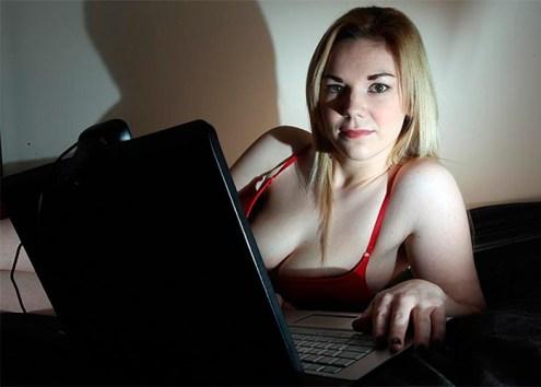 sexo por cámara web