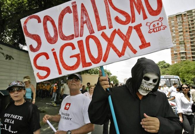 Resultado de imagen para hambre socialismo del siglo XXI
