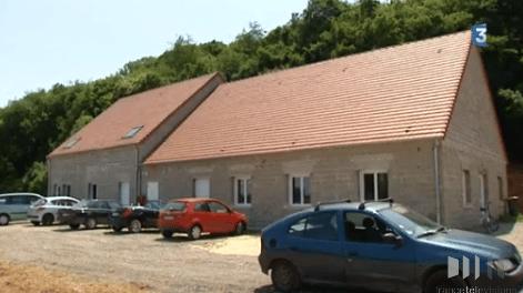 Mosquée de Saint Lubin des Joncherets